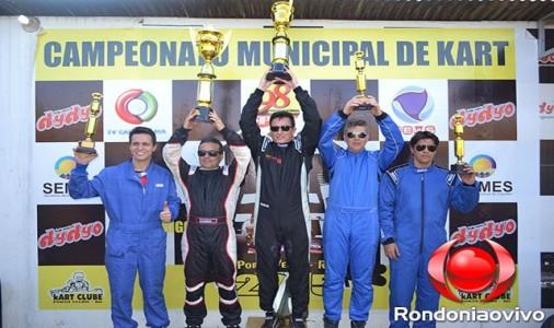 6� Etapa do Campeonato Municipal de Kart 2015 - Fotos: Alberto Andreoli