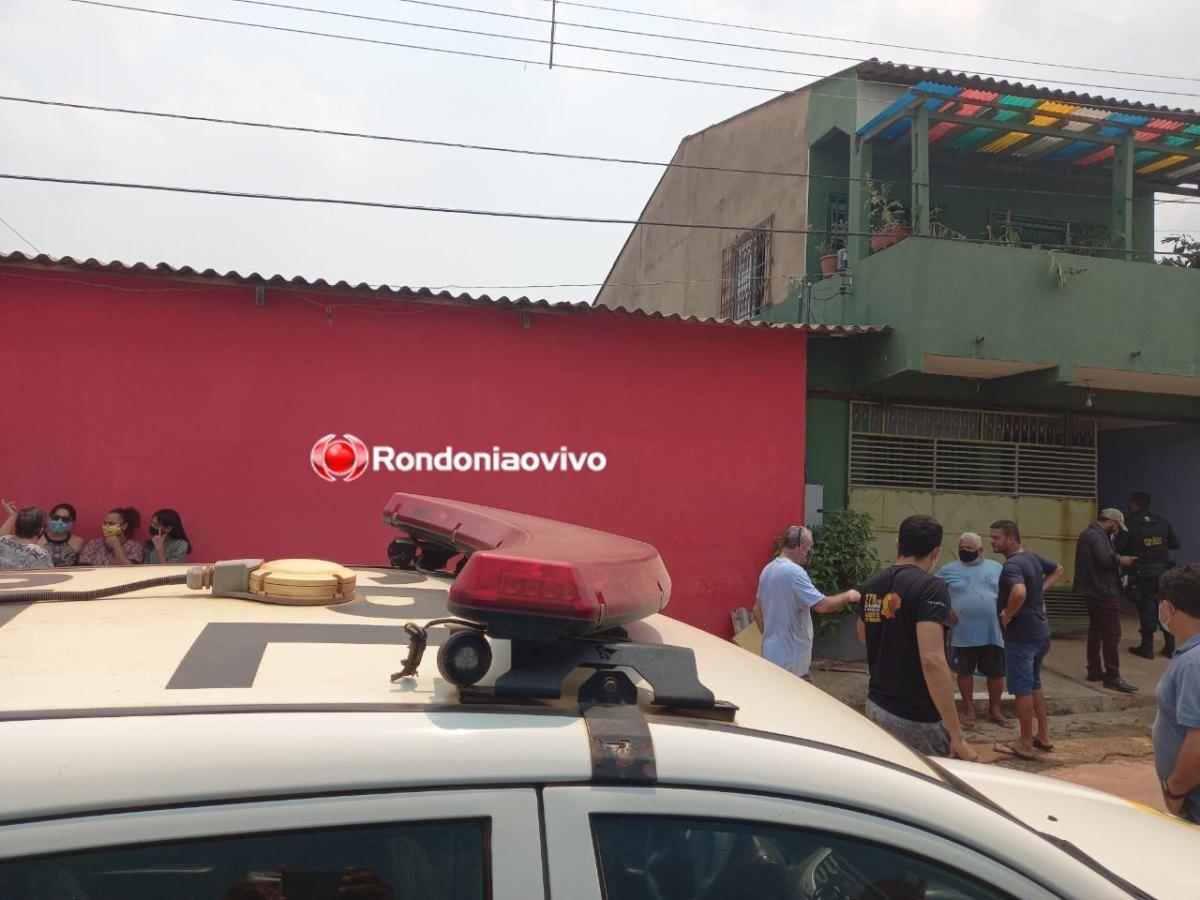 URGENTE - AO VIVO: Comerciante é amarrado, torturado e morto na capital
