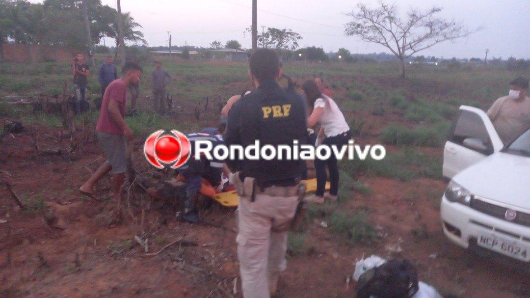 URGENTE - AO VIVO: Acidente na BR-364 deixa vítimas presas nas ferragens