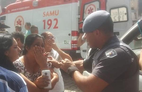 Atentado Em Sao Paulo Gallery: ATENTADO: Sobe Para Nove Número De Mortos Em Ataque Em