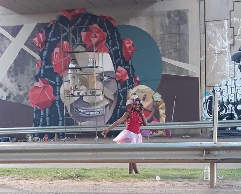 POR VICK BACON: Bailarina da Praça e seus 25 anos na cultura de Porto Velho  - Rondoniaovivo.com
