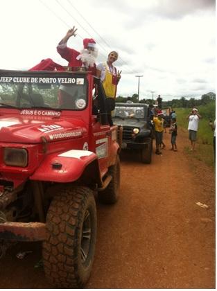 Acao Social Jeep Clube De Porto Velho Promove Mais Uma Edicao Da